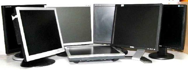 "Монитор 17"" 1280x1024 Acer, HP, LG, Samsung, Sony, Fujitsu, Benq"