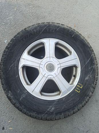 Зимние шины Toyo с дисками 225/70/R16