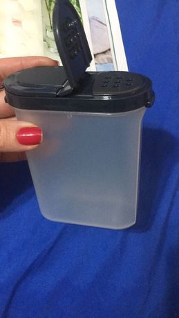 Recipiente condimente tupperware