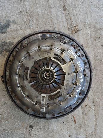 Volantă chit ambreaj placa disc si rulment bmw 2.0 d 177cp n47
