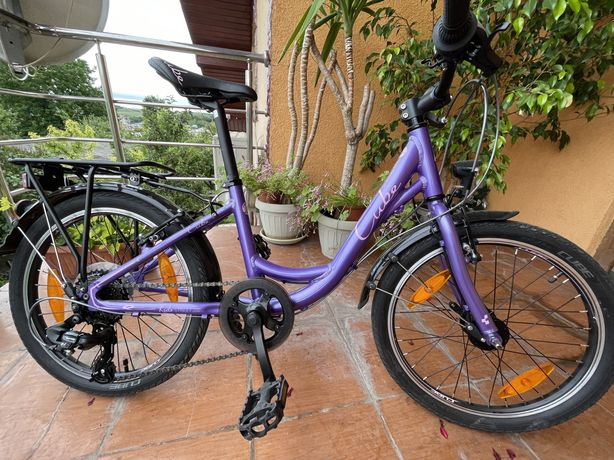 Bicicleta Cube kids 200