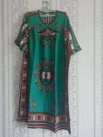 Штапельные платья новые