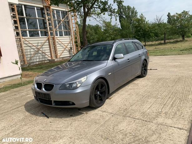 BMW Seria 5 Bmw 525d, Automat, Navi mare, Climatronic