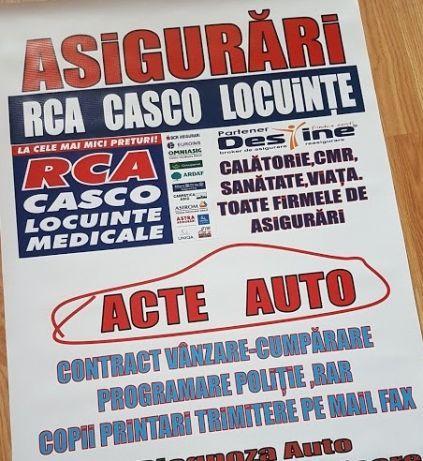 Acte auto,asigurari craiova Craiova - imagine 1