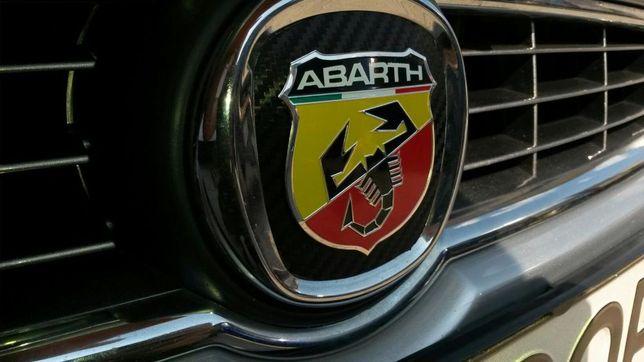 Emblema Logo 3D Abarth - Fiat Bravo Punto 500