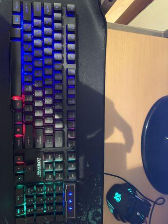 Продам клавиатуру zornwee новая