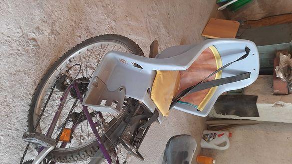 Столче за колело, велосипед