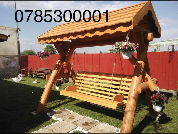 Balansoar lemn / leagan lemn