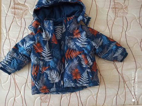 Crocked Куртка 86 см