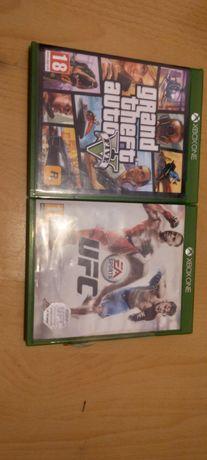 Vând jocuri de Xbox one