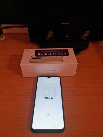 Xiaomi Redmi Note 8 Pro, Dual SIM, 128GB, 6GB RAM, 4G Forest Green