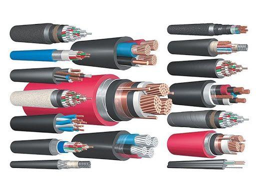 Силовой кабель ВВГНГ, ВВГ, КГ, РК