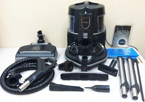 Почистващата система RAINBOW + миещо устройство, аератор и др.