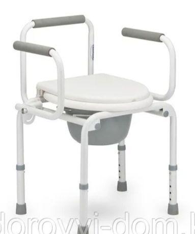 Продам Кресло туалет для пожилых и инвалидов