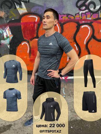 Рашгард 5в1 бесплатная доставка Nike Adidas ражгар рашгарт спортивка