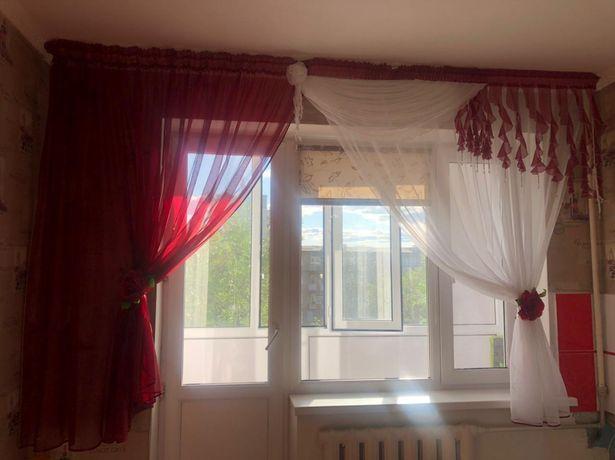 Продам шторы для кухни