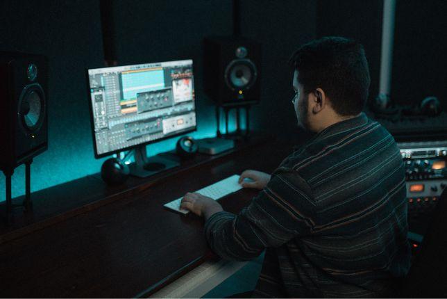 Studio de inregistrari & Productie Muzicala