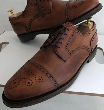 Pantofi derby Plankton 44 piele naturala calitate superioara