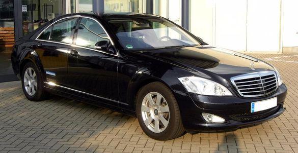 MercedesS320,350, S500,600,65AMG на части 2008