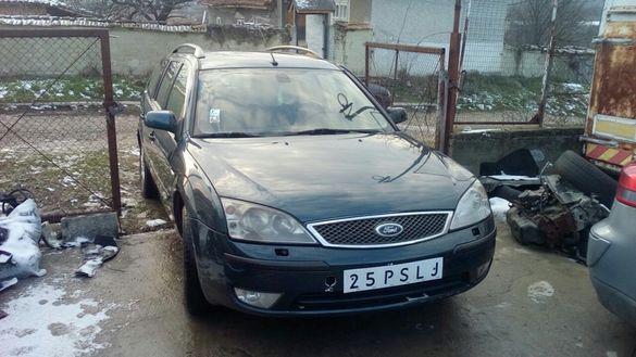 Форд мондео ford mondeo 2004 г.2.0tdci