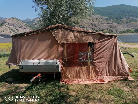 Ремарке-каравана