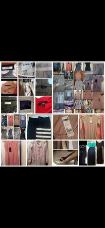 Женские вещи Zara H&M Mango coton Ostin  от 400тг