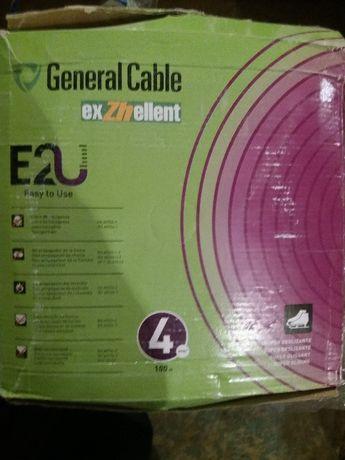 Cablu de 4mm lițat 2 role 100m