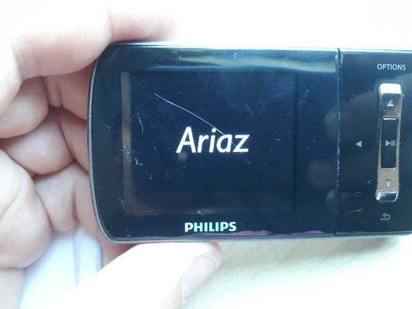 Philips Ariaz mp3,mp4 player 16 GB