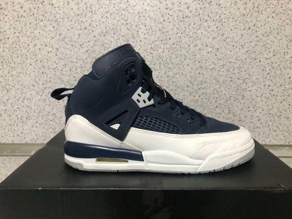 ОРИГИНАЛНИ *** Nike Air Jordan Spiz'ike BG 'Midnight Navy'