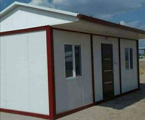 Vând containere stil casa modulare