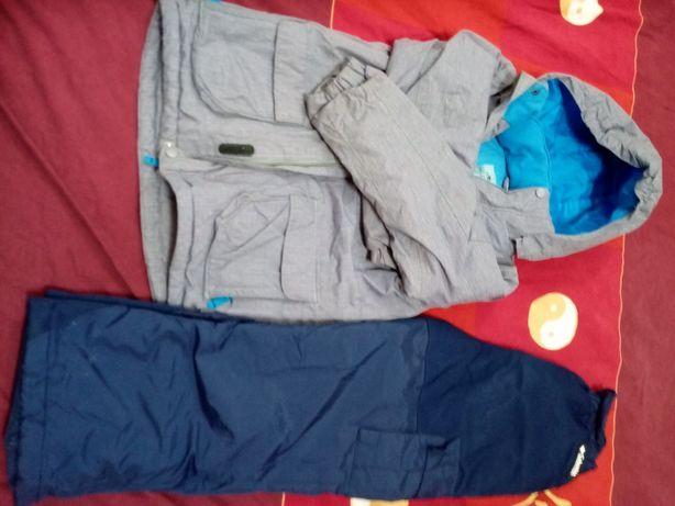 Pantaloni si geaca iarna ( sky)