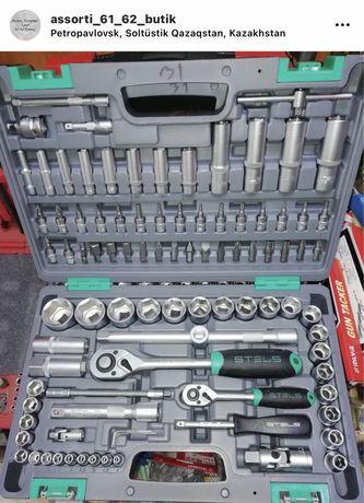 Набор инструментов фирмы Stels 94 предмета