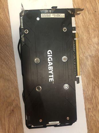 Видеокарта RX 470 Gigabyte 4gb
