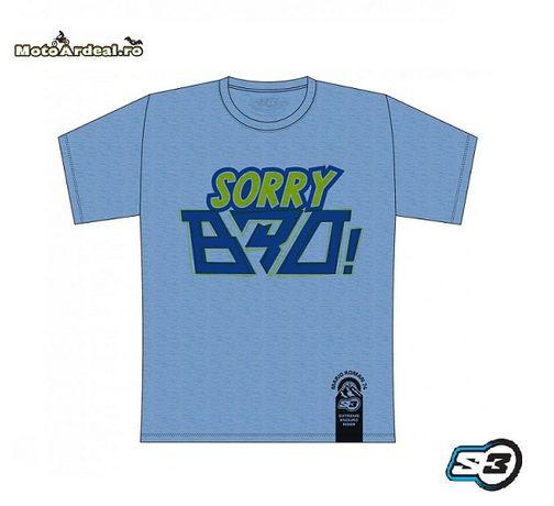 Tricou Enduro S3 Sorry Bro!