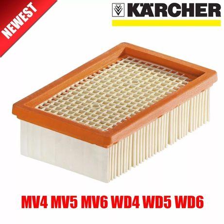 Филтри KARCHER (Керхер)WD4 WD5 WD6 MV4 MV5 MV6 , NT 65/2, DS серия
