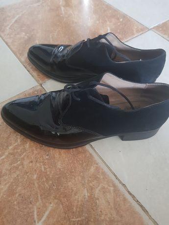 Женские ботинки 34р
