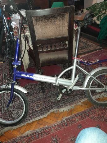 2 biciclete pliabile 350 lei/buc.