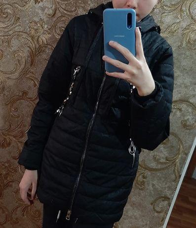 Куртки зимняя, демисезонные в отличном состоянии