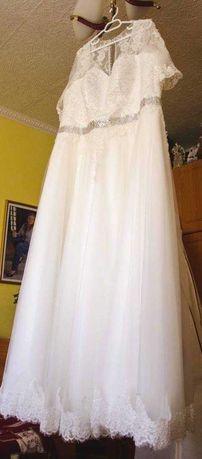 Rochie de mireasa mărime mare