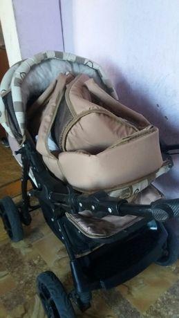 Продам детскую демисезонную коляску