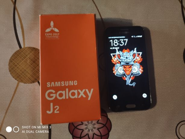 Samsung j2 8gb 2017