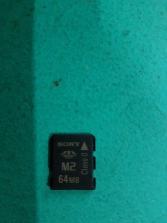 Card memorie  M2 64 mb