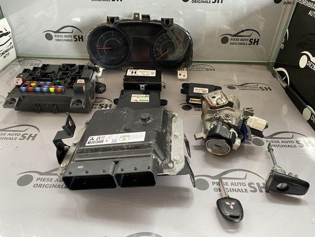 Kit pornire ECU calculator motor ceasuri bord Mitsubishi ASX 1,8DID