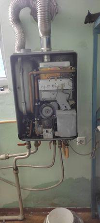 Ремонт газовых котлов. Чистка. Сервисное обслуживание.
