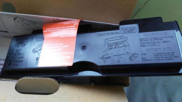 Тонер, касета Kyocera Fs 1010
