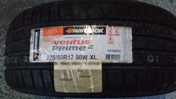 Чисто нова лятна HANKOOK Ventus Prime2 K115 225/50 R17 98W