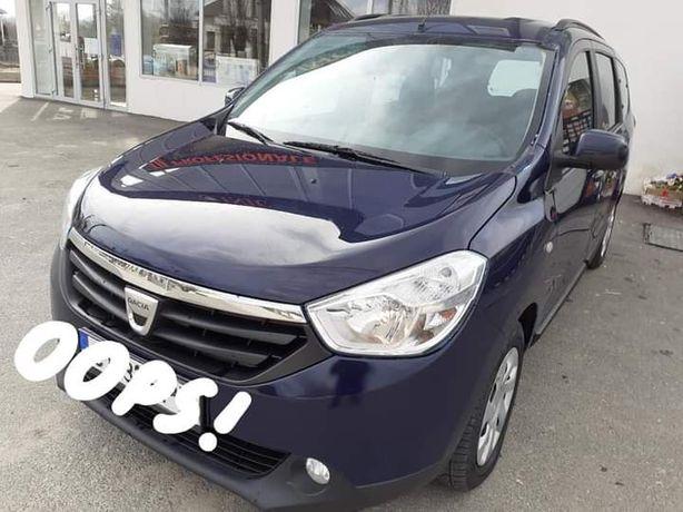 Dacia Lodgy 2016 1.5DCI Unic Proprietar Impecabil Full