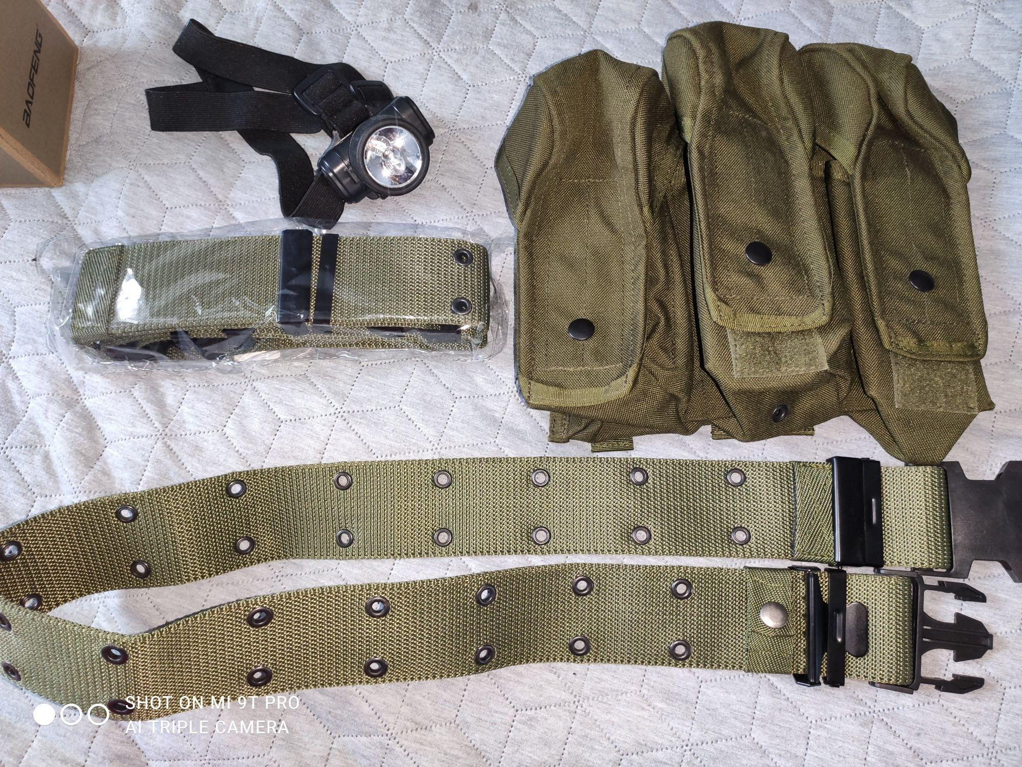 Комплект за любителите на лов