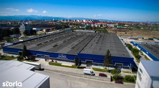 Spatiu industrial de inchiriat 445 mp cu 3.5 euro/mp
