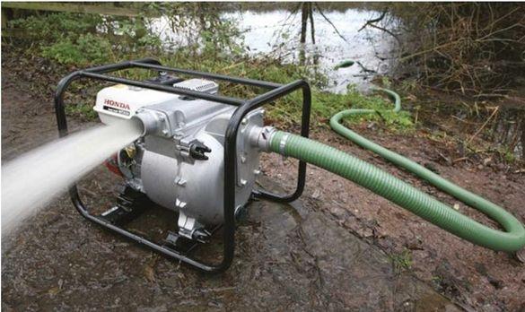 Бензинови помпи за чиста и замърсена вода под наем в Бургас